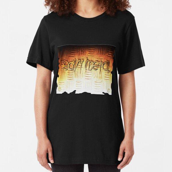 Heavy Metal Slim Fit T-Shirt