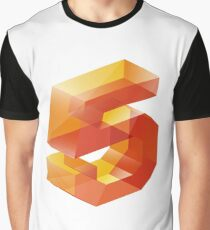 Jelly 5 Graphic T-Shirt