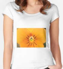 Pensée solaire Women's Fitted Scoop T-Shirt