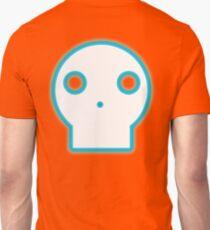 Skull Glow Cartoon Unisex T-Shirt