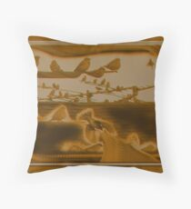 Awesome Reception Throw Pillow