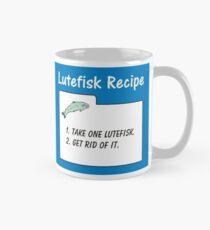 Lutefisk Rezept Tasse