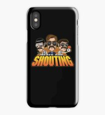 Beats and Shouting iPhone Case/Skin