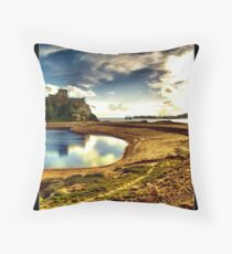 Chaos Beneath My Feet Throw Pillow