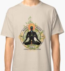 Yoga : Mind Body and Soul KUNDALINI Classic T-Shirt