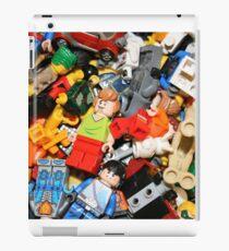 Toybox toys toys toys iPad Case/Skin