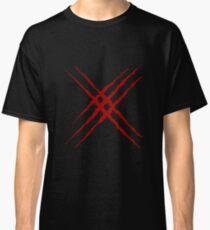 X-10 & X-23 Claw Rip Classic T-Shirt