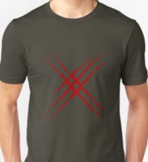 X-10 & X-23 Claw Rip Unisex T-Shirt