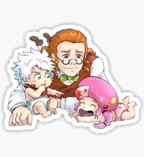Babysitter Sticker