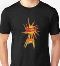 COMIC BOOK ART CHAIR (Graffiti) T-Shirt