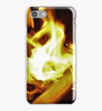 An Open Flame iPhone Case/Skin