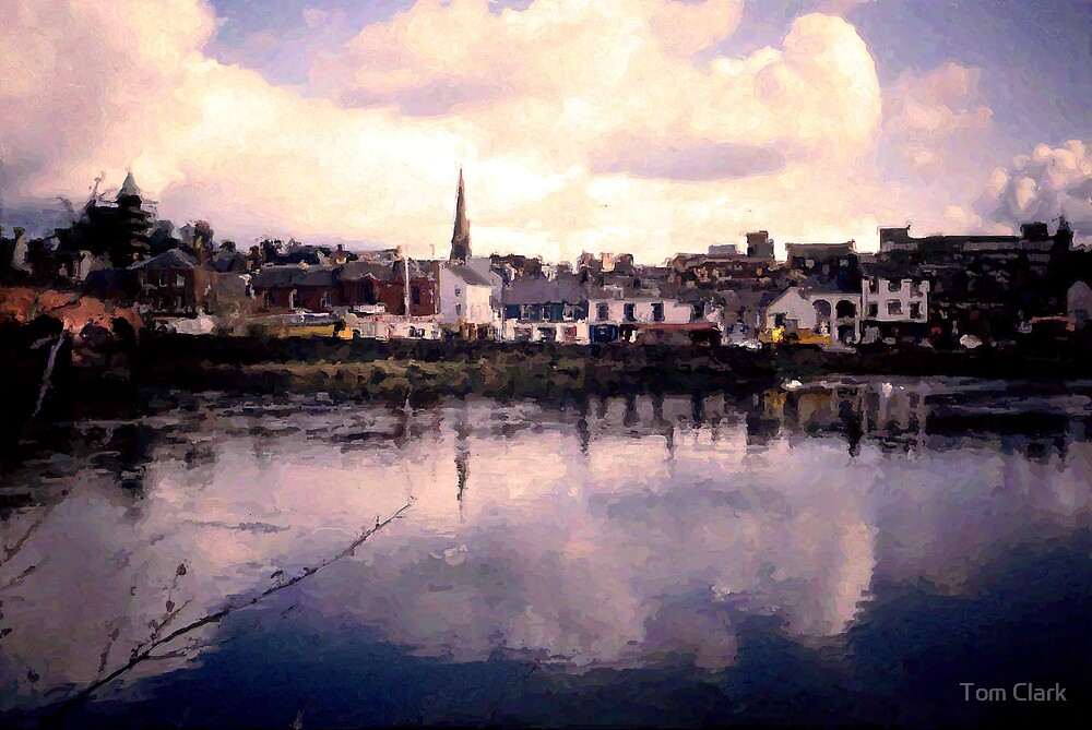 Scottish Series #11 by Tom Clark