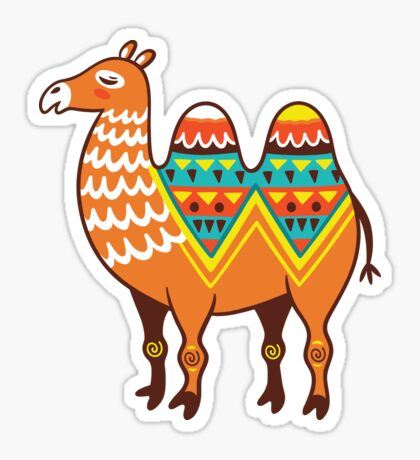 Desert animals Sticker