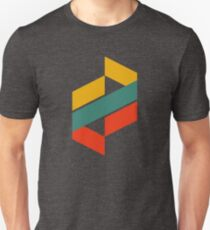 Abstract Letter Unisex T-Shirt