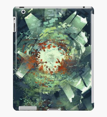 Light at the End of the Tunnel iPad Case/Skin