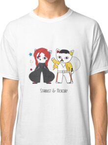 Stardust and Mercury Classic T-Shirt