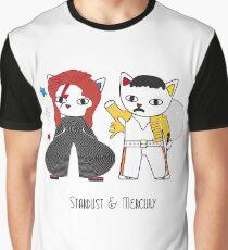 Stardust and Mercury Graphic T-Shirt