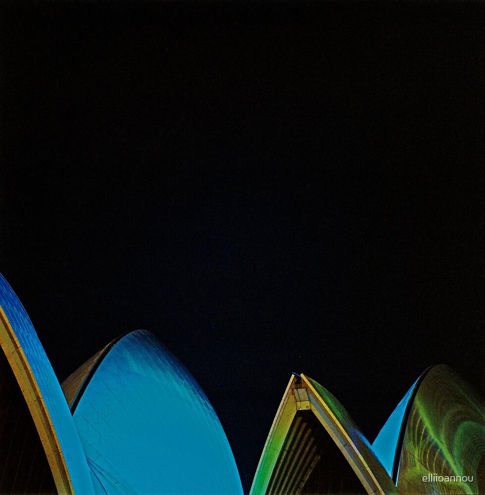 sydney opera house by elliioannou