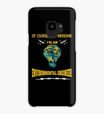 ENVIRONMENTAL ENGINEER AWESOME Case/Skin for Samsung Galaxy