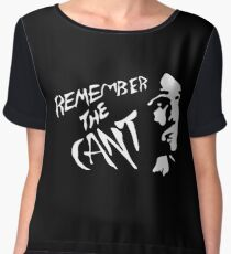 Remember The Cant (The Expanse) #1 Chiffon Top