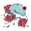 Nature's Design, Oceanic Bloomer by Emily Doan