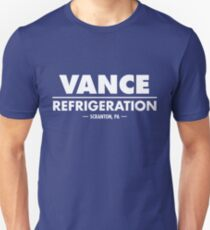 Vance Refrigeration - The Office Unisex T-Shirt