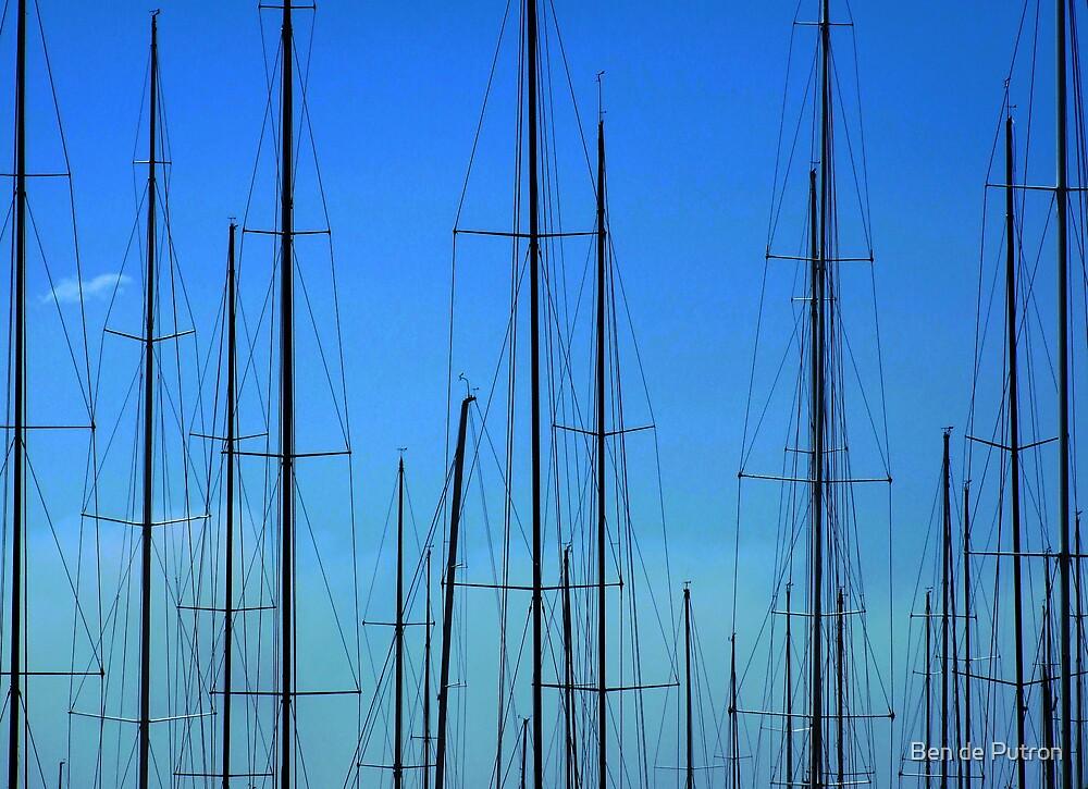 Masts by Ben de Putron