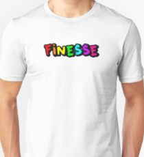 Finesse Colorful Block Text -Kodak Black Unisex T-Shirt