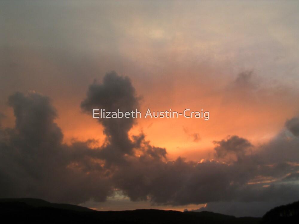 Shieldaig Sunset 2 by Rois Bheinn Art and Design