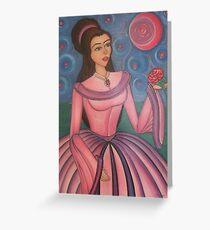 Juliet Greeting Card