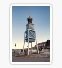 Halifax Dockyard Clock. Sticker