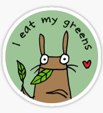 Greens Sticker