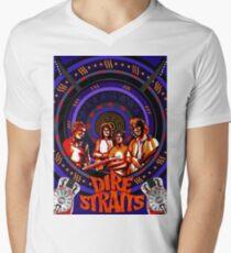 Dire Straits V-Neck T-Shirt