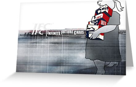 infinite future chaos challenge by Tane