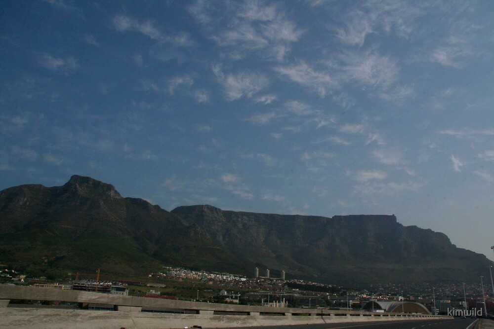 Table Mountain by kimwild