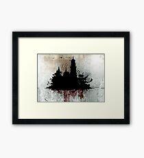 misery Framed Print