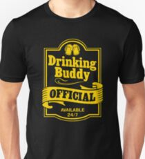 Drinking Buddy - St Patrick Day Unisex T-Shirt