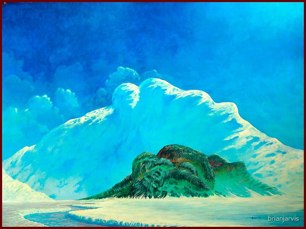 Fantasy Island- ORIGINAL. by brianjarvis