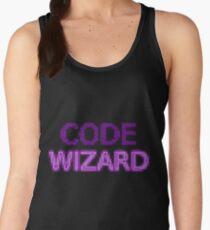Code wizard Women's Tank Top