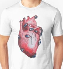 Love is Blind (Red) Unisex T-Shirt