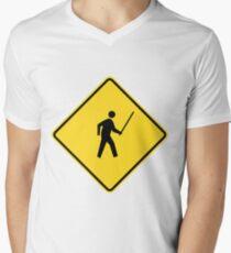 Skywalker Crossing Men's V-Neck T-Shirt