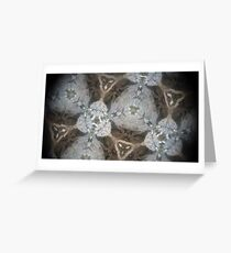 Still Thru A Kaleidoscope Lens n°10 Greeting Card
