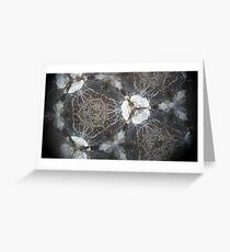 Still Thru A Kaleidoscope Lens n°9 Greeting Card