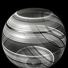 3d glistening illusion bowl by pelmof