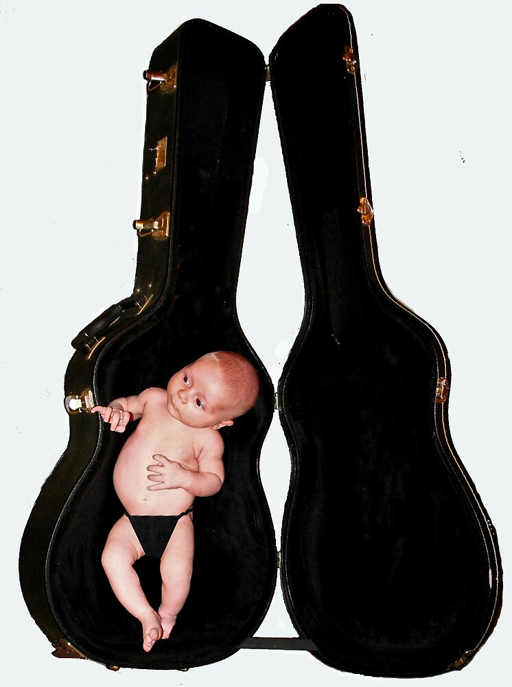 Musical Baby by veronique