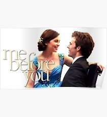 Movie: Me Before You (Louisa and Will) Poster