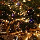 Christmas Tree with Gifts and Ornaments by rborrows