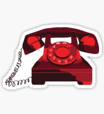 Telephone Sticker