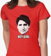 Trudeau: Hey Girl T-Shirt