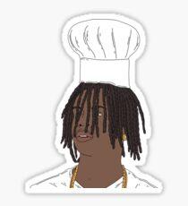 chief keef Sticker